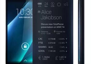 揭秘YotaPhone 2国礼手机